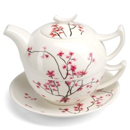 Bild von Tea For One Cherry Blossom