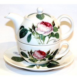 Bild von Tea For One Redoute Roses