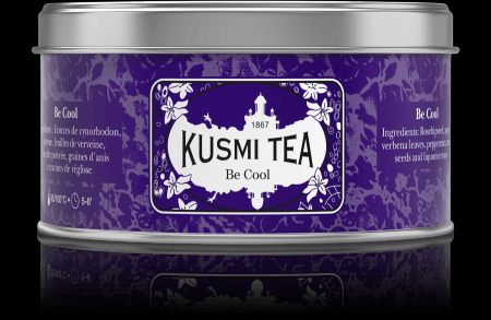 Bild von Be Cool - Kusmi Tea - Wellness Tee