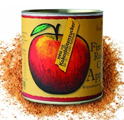 Bild von Fire Roasted Cinnamon Apple Spices Bio